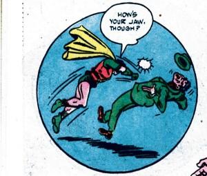 Oh, Robin.