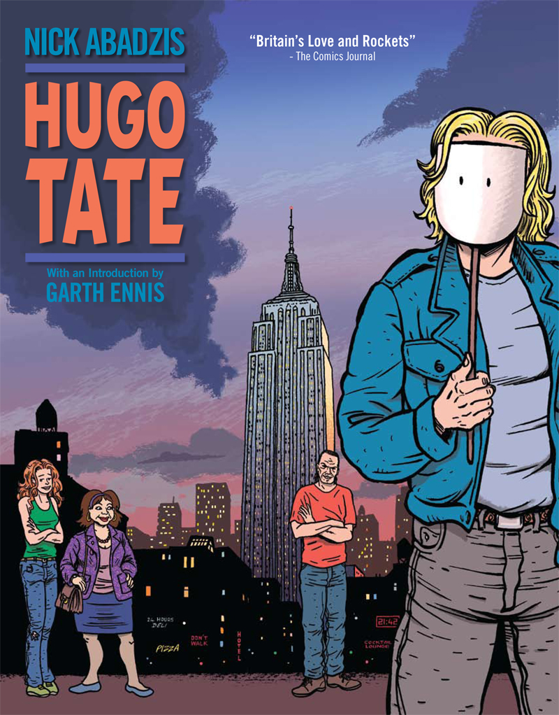 Hugo-Tate-by-Nick-Abadzis-01-Cover