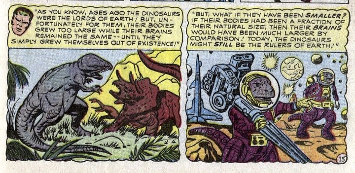 Inarguably the highlight of Fantastic Four #10