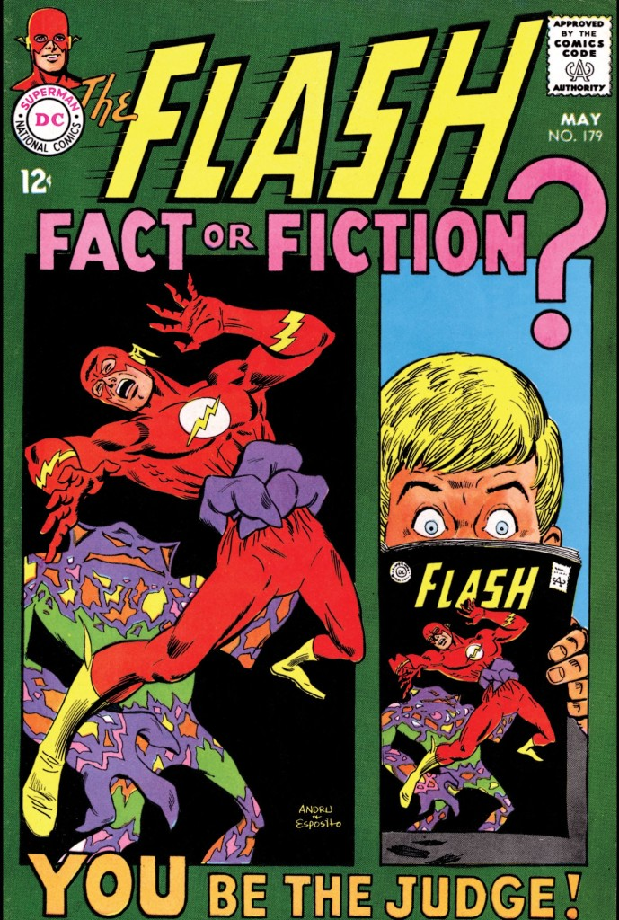 Flash Fic Cover