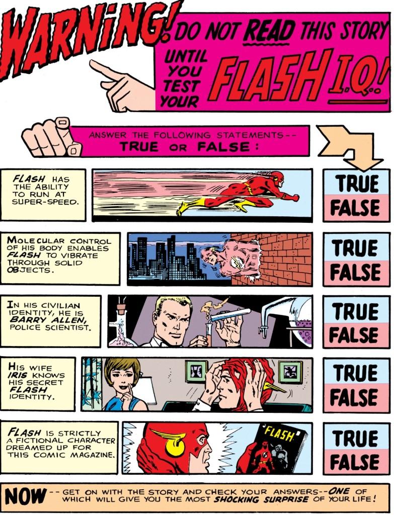Flash Quiz