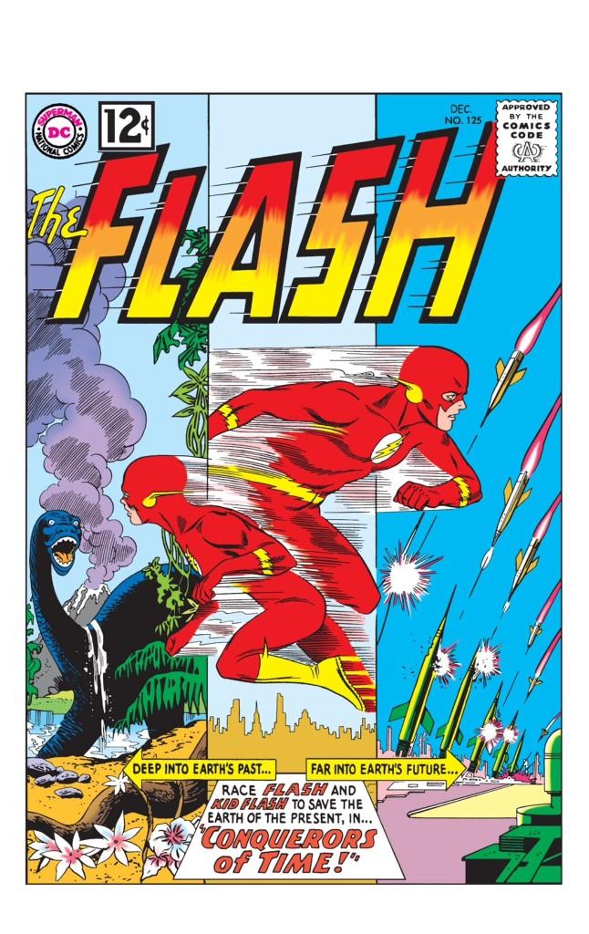 Flash f future cover