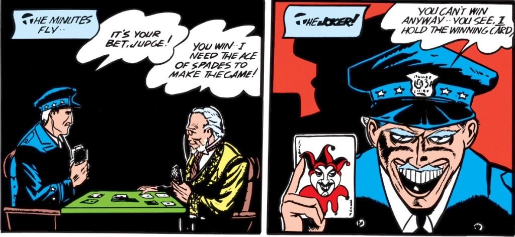 Joker disguises