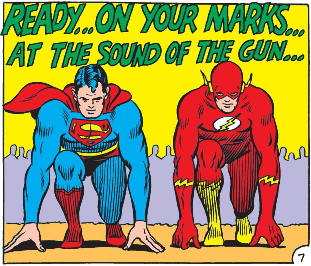 Real Flash Run
