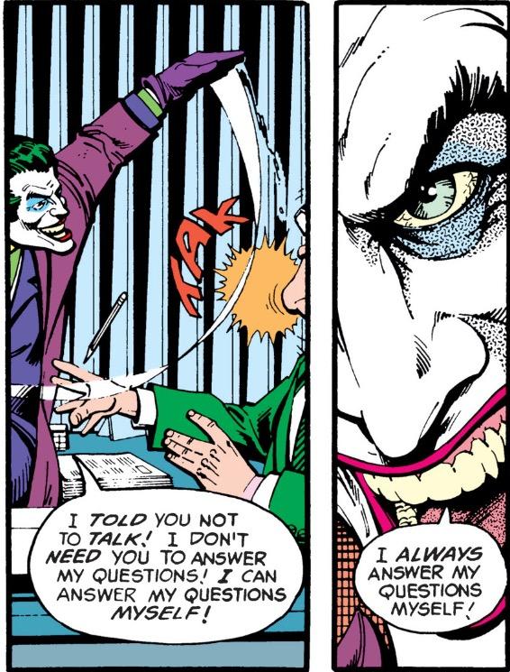 joker answers