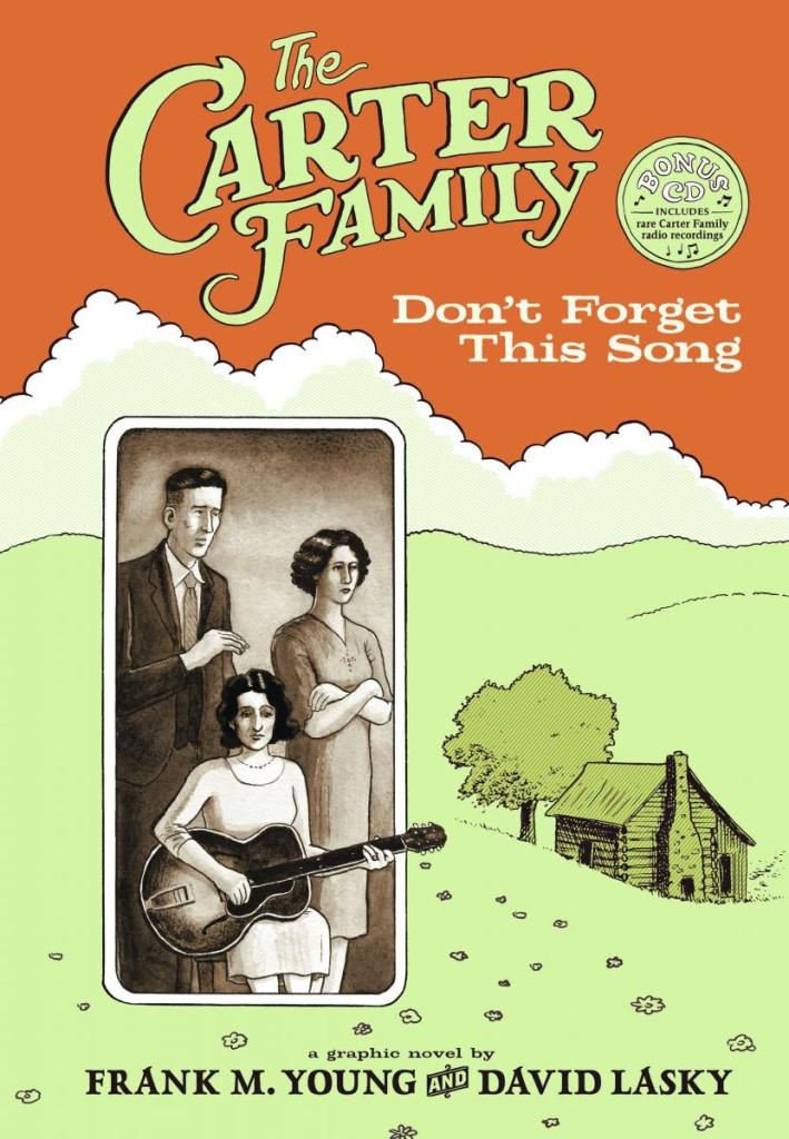 Carter Family book-cover