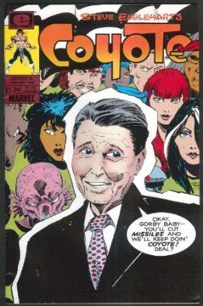 Coyote Reagan