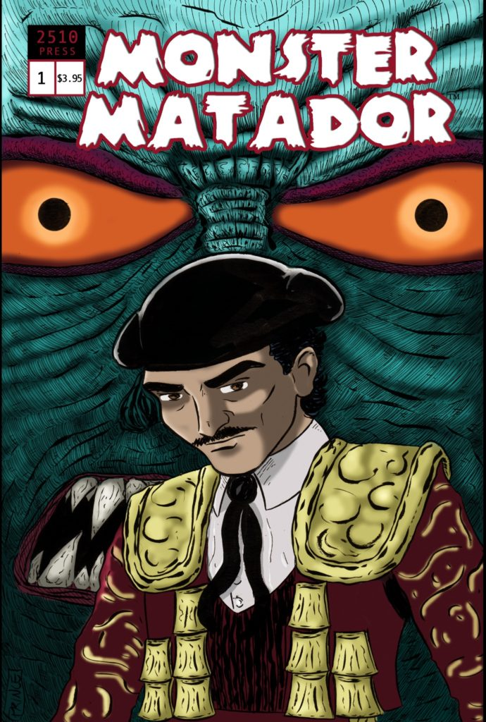 monster matador cover